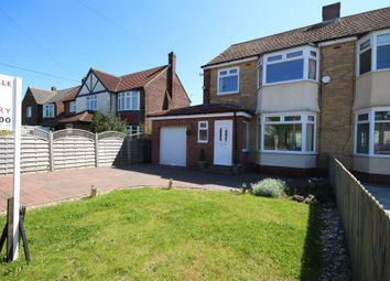 Thumbnail 3 bed semi-detached house for sale in Woodlands Road, Cleadon Village, Cleadon