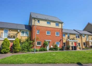 Thumbnail 4 bed town house to rent in Torkildsen Way, Harlow, Essex