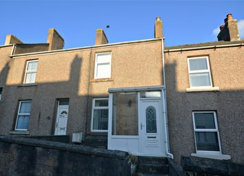 Thumbnail 2 bed terraced house for sale in East Croft Terrace, Lowca, Whitehaven, Cumbria