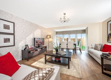 """Thumbnail 4 bed semi-detached house for sale in """"Hythe"""" at Station Road, Methley, Leeds"""