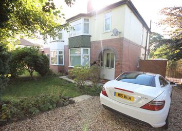 Thumbnail 3 bed semi-detached house for sale in Newcastle Road, Trent Vale, Stoke-On-Trent
