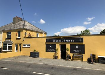 Thumbnail Commercial property for sale in Newtown Road, Hook, Haverfordwest