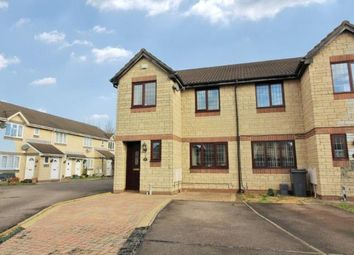 Thumbnail 3 bed semi-detached house for sale in Palmers Leaze, Bradley Stoke, Bristol