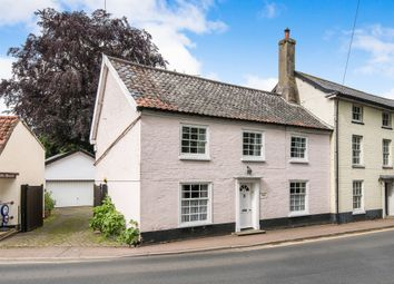 Thumbnail 4 bed cottage for sale in Church Street, Hingham, Norwich