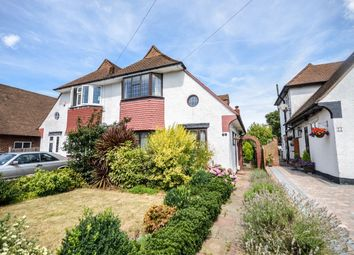 Thumbnail 3 bed semi-detached house for sale in Woodham Road, London