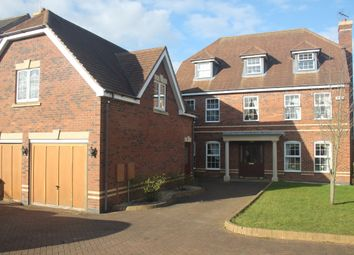 Thumbnail 5 bedroom detached house to rent in Chestnut Drive, Oadby, Leicester