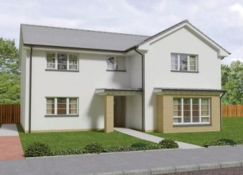 Thumbnail 4 bedroom detached house for sale in Burngreen Brae, Kilsyth, Glasgow