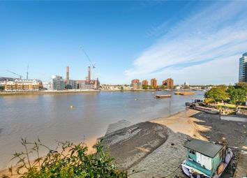 Thumbnail 3 bed flat for sale in Valiant House, Vicarage Crescent, Battersea, London