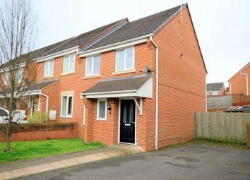 Thumbnail 2 bedroom semi-detached house for sale in Lynn Street, Weston Coyney, Stoke-On-Trent