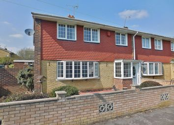 Thumbnail 4 bed semi-detached house for sale in Passfield Walk, Havant