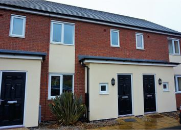 Thumbnail 3 bed terraced house for sale in St. Thomas Way, Rugeley