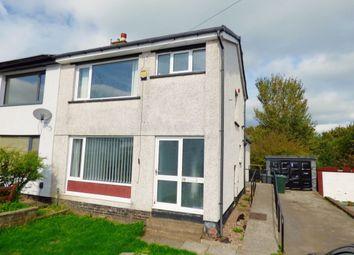 Thumbnail 4 bed semi-detached house to rent in Egerton Grove, Allerton, Bradford