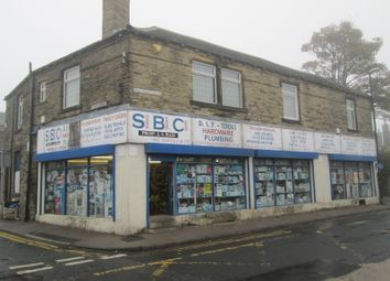 Thumbnail Retail premises for sale in 1- 3 New Road East, Cleckheaton