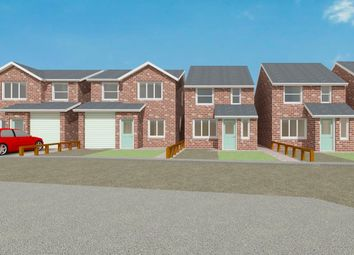 Thumbnail 3 bed detached house for sale in Off The Walk, Birdwell, Barnsley