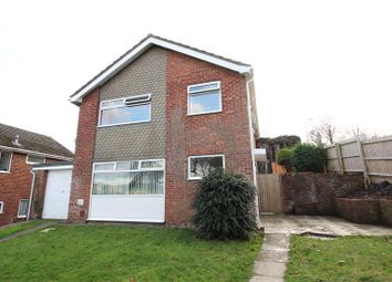 Thumbnail 4 bed detached house for sale in Narberth Court, Caerphilly