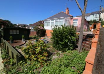 Thumbnail 3 bed detached bungalow to rent in Valley Road, Saltash