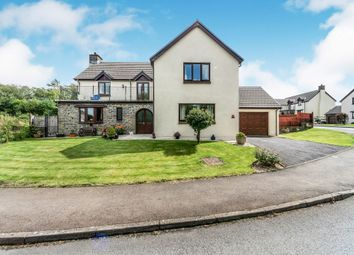 Thumbnail 5 bed detached house for sale in Caeffynnon, Drefach, Llanelli