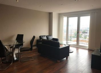 Thumbnail 2 bed flat to rent in Rivergate, Block A Wilburn Basin, Manchester