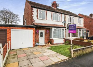 3 bed semi-detached house for sale in Ilfracombe Road, Stockport SK2