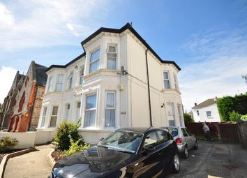 Thumbnail 1 bedroom flat to rent in Christchurch Road, Worthing