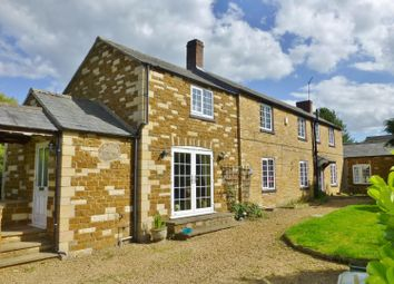 Thumbnail 4 bed detached house for sale in Top Lane, Bisbrooke, Oakham