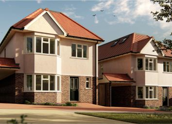 Thumbnail 4 bed detached house for sale in Colman Close, Epsom