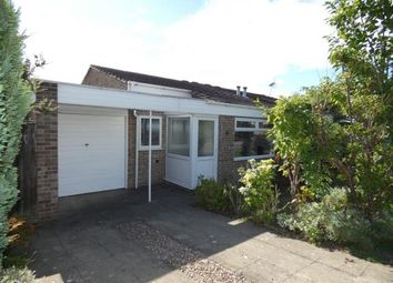 Thumbnail 2 bed bungalow for sale in Leslie Close, Littleover, Derby, Derbyshire