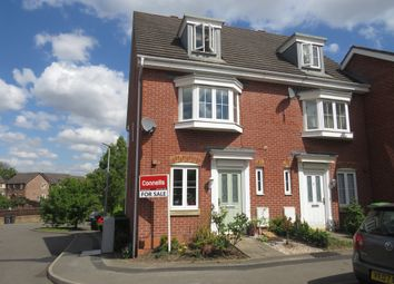 Thumbnail 3 bedroom end terrace house for sale in Wycherley Way, Cradley Heath