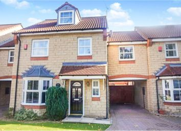 Thumbnail 4 bedroom link-detached house for sale in Brimham Close, Kirk Sandall