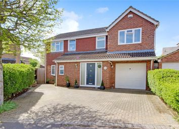 Thumbnail 4 bed detached house for sale in Wingfield, Kingsdown Park, Stratton