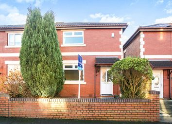 Thumbnail 2 bedroom semi-detached house for sale in Somers Road, Reddish, Stockport