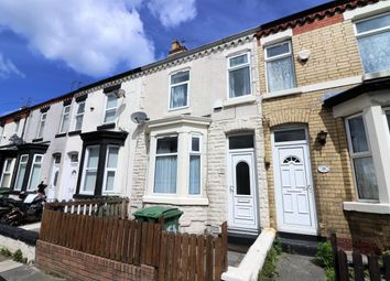 Thumbnail 2 bed terraced house for sale in Lucerne Road, Wallasey