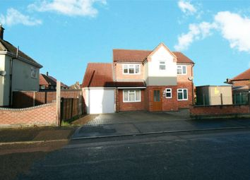 Thumbnail 3 bed detached house for sale in Featherston Drive, Burbage, Hinckley, Leicestershire