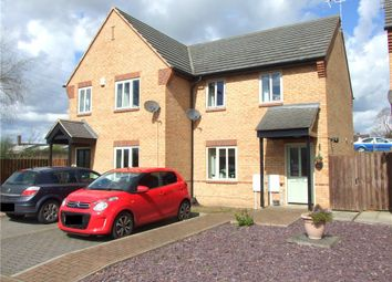 Thumbnail 2 bedroom semi-detached house for sale in Rovings Drive, Spondon, Derby