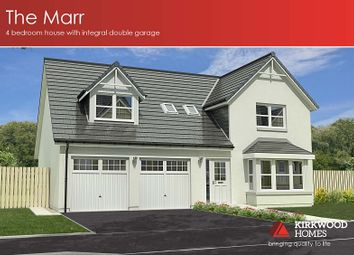 Thumbnail 4 bedroom detached house for sale in New Build, Plot 6 Essich Meadows, Essich, Inverness