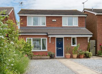 Thumbnail 3 bed detached house for sale in Warwick Close, Market Bosworth, Nuneaton
