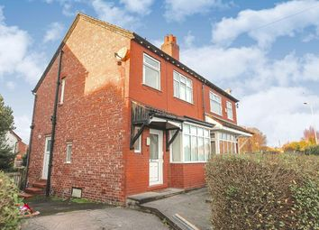 Thumbnail 3 bed property to rent in Bonis Crescent, Stockport
