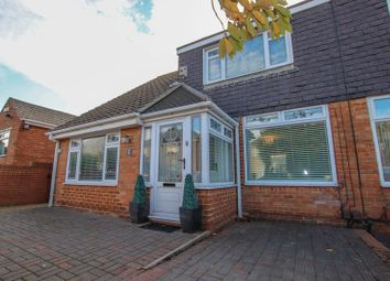 Thumbnail 4 bed semi-detached house for sale in Wilton Bank, Saltburn-By-The-Sea