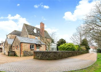 Thumbnail 4 bed semi-detached house for sale in The Stone House, Faringdon Road, Kingston Bagpuize, Abingdon