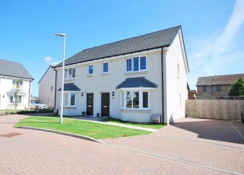 Thumbnail 3 bed property for sale in 21 Eaglesham Drive, Ayr