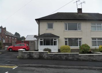 Thumbnail 3 bed semi-detached house for sale in Harries Avenue, Llanelli