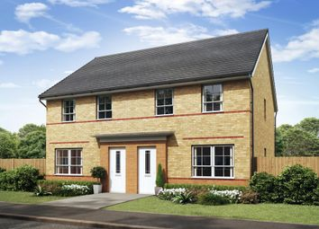 "Thumbnail 3 bed end terrace house for sale in ""Maidstone"" at Cobblers Lane, Pontefract"