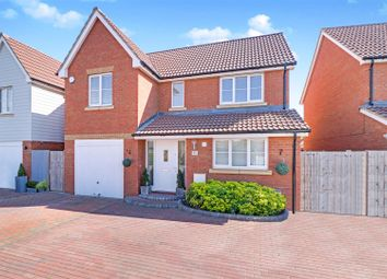Thumbnail 4 bed detached house for sale in Lower Lambricks, Rayleigh