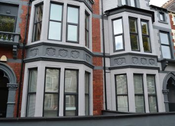 Thumbnail 2 bed flat to rent in 60, Connaught Road, Roath, Cardiff, South Wales