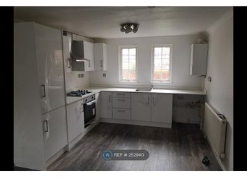 Thumbnail 2 bed flat to rent in Gatenby, Peterborough