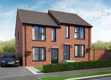 "2 bed property for sale in ""The Amber"" at Adrian Crescent, Sheffield S5"