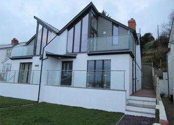 Thumbnail 3 bed semi-detached house for sale in Plot 1, Glan Y Mor Road, Goodwick, Pembrokeshire