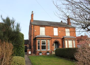 Thumbnail 3 bed semi-detached house for sale in Long Leys Road, Lincoln