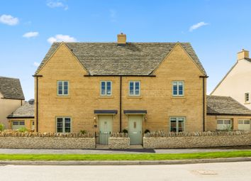 Thumbnail 4 bed semi-detached house for sale in Quercus Road, Tetbury