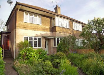 Thumbnail 2 bed maisonette to rent in Lancaster Close, North Kingston